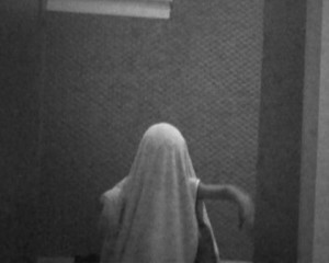 18 bathroom ghost